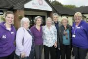 Runcorn ladies present another £3,000 for Halton Haven Hospice